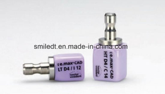 China Chairside and Labside IPS E  Max CAD Blocks - China