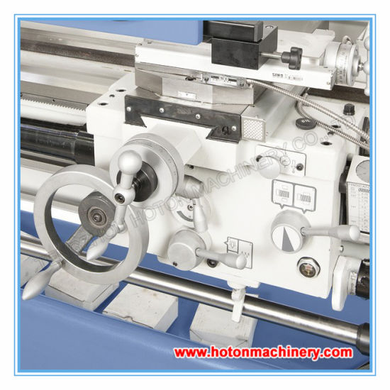 High Precision Metal Horizontal Gap Bed Lathe Machine (C6241 C6246) pictures & photos