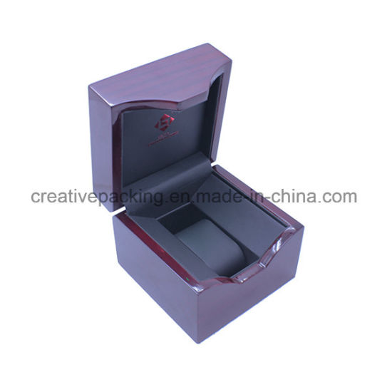 Watch Box with High-Class Wood Material pictures & photos