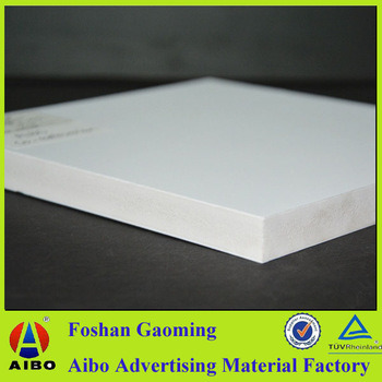 Best Sell White 12mm PVC Foam Board for Door with High Density pictures & photos