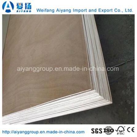 18mm Commercial Plywood for Furniture pictures & photos