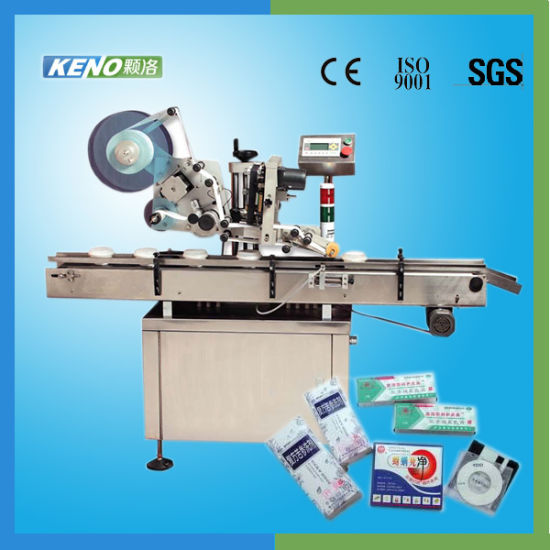 New Labeling Machine For Water Bottle Label Printer