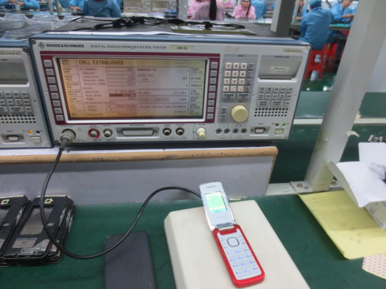 Mobile Phone Quality Control Inspection Service in Shenzhen pictures & photos