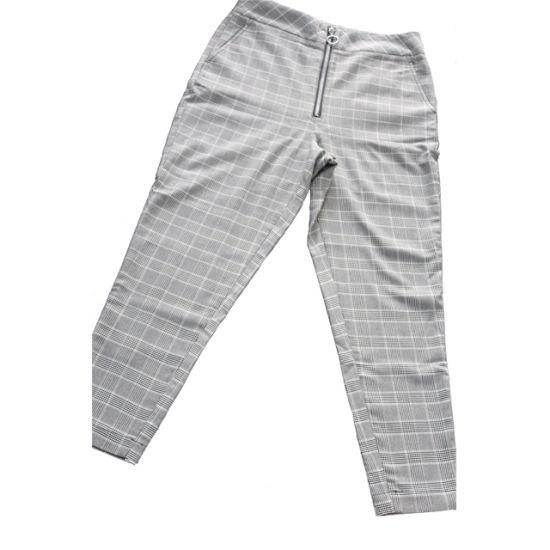 Fashion Plaid Pants Wholesale Trousers