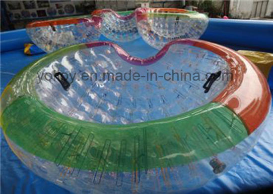 Coco Half Ball Floating Inflatable Zorb Ball pictures & photos