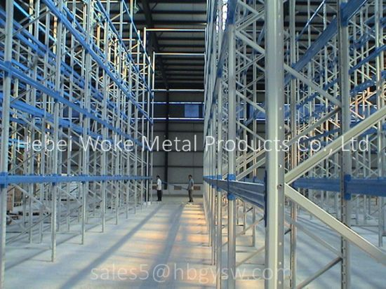 Heavy Duty Steel Selective Pallet Rack pictures & photos