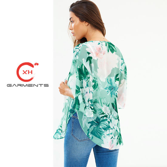 b64d0cafaeec56 China Xh Garments Garden Party Wear Tops - China Party Wear Tops ...