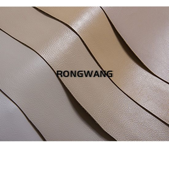 PVC/PU Leather for Bags, Furniture and Car Seats