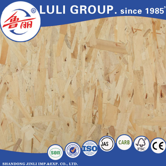 Faced Directly OSB for Furniture From Luli Group Since 1985 pictures & photos