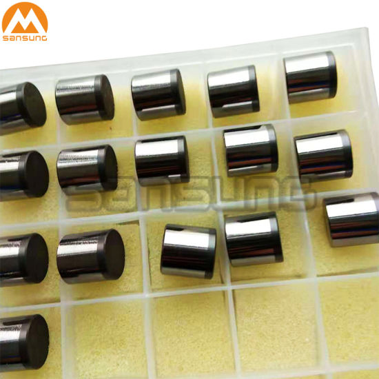 Diamond Composite PDC Cutter for Oil and Mine Drilling Industry pictures & photos