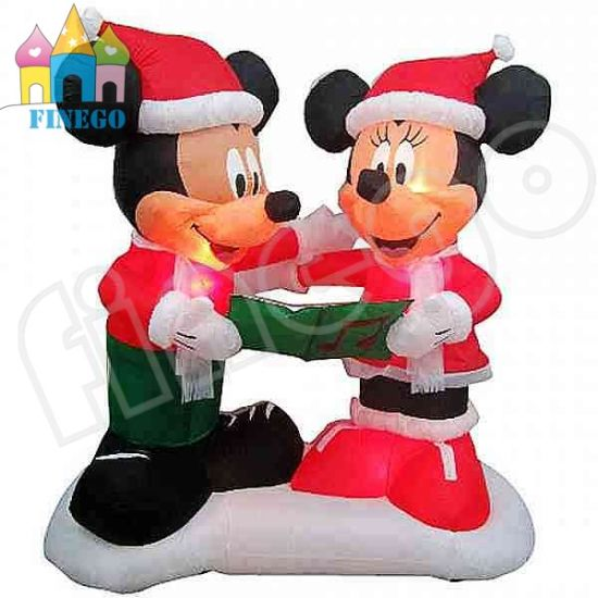 Inflatable Santa Inflatable Christmas Mickey Coffee Cups pictures & photos