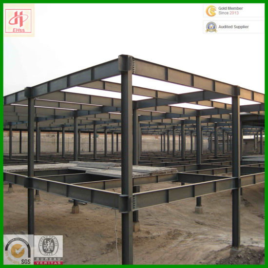 Steel Structure for Car Parking (EHSS060) pictures & photos