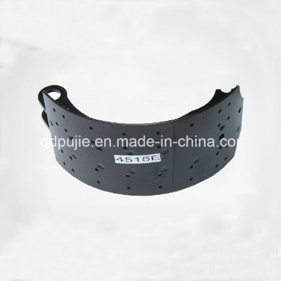 4515e Semi Trailer Truck Brake Shoe for Kenworth (PJTBS009)