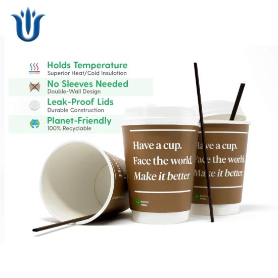 Bulk Disposable Coffee Cups With Lids