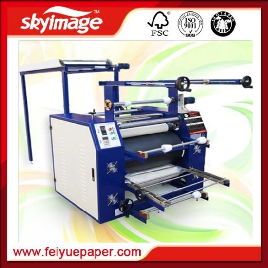 Ribbon Heat Press Machine for Shoelace/Belt/Elastic/Snow Ribbon/Label pictures & photos