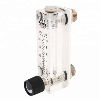 High Precision Adjustable Digital Air Flow Meter with Factory Price
