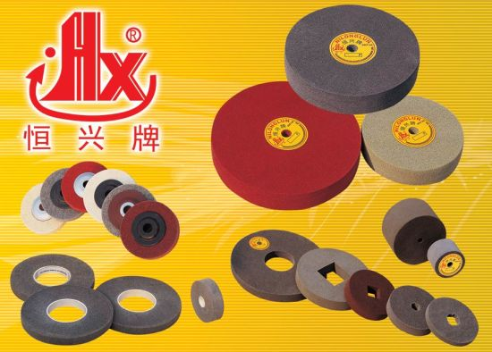 Supply Non-Woven Wheels, Polishing Wheels, Unitized Wheels, Nylon Wheels, Grinding Disc pictures & photos