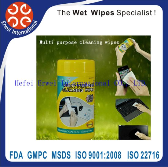 Auto Cleaning Wipe/Auto Wet Wipes/Car Wipes Supplier pictures & photos