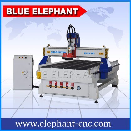Ele 1325 Gold Supplier Electric CNC Router Metal Cutting Machine pictures & photos