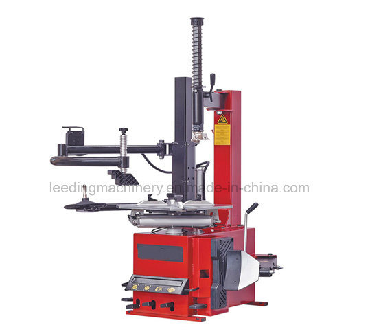 Professional Tyre Changer Pneumatic Tilt-Back Post with Swing Arm