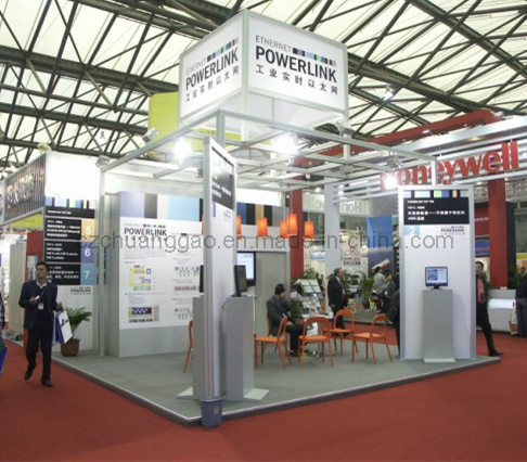 100% Pure Strong Maxima System Exhibition Booth Exhibition Stands pictures & photos
