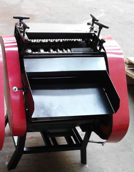 Dia. 1.5-55cm Scrap Cable and Wire Stripping Machine