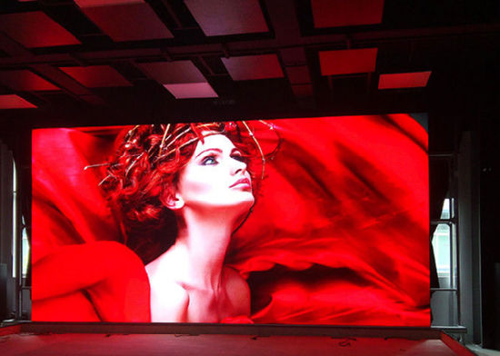 P3.91 Full Color Indoor Rental LED Display with 500mm Cabinet