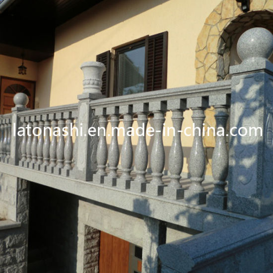 Outdoor Granite Stone Railing Balustrade pictures & photos