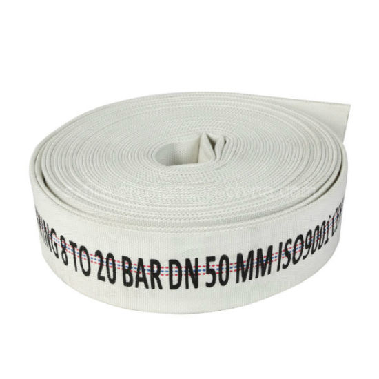 40mm 8bar PVC Lining Fire Fighting Hose pictures & photos