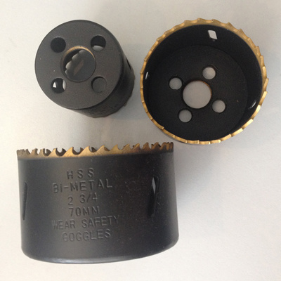 Titanium Coated HSS Bi-Metal Aggressive Variable Constant Hole Saw pictures & photos