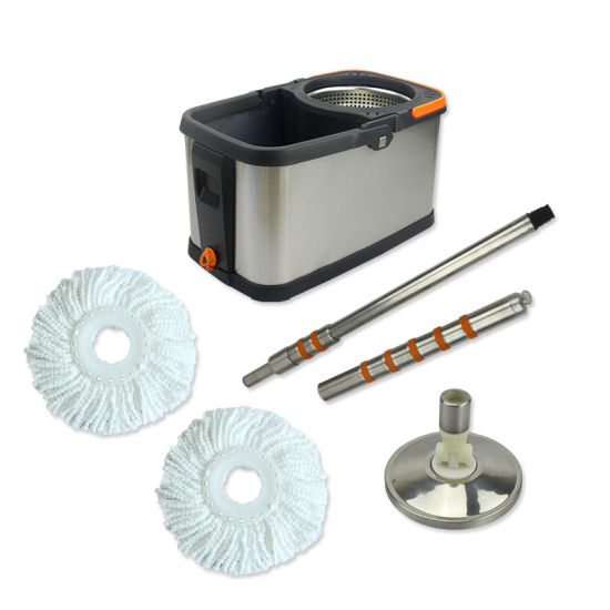 2020 Joyclean Smart Mop Bucket, Stainless Steel Bucket Mop