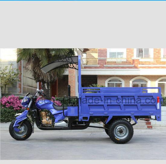 China 250cc Air Cooling Three Wheel Motorcycle Cargo