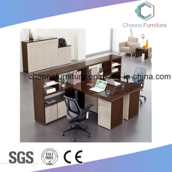 Computer Tables For Office. Modern Five Seats Computer Tables Office  Workstation With Partititon (cas