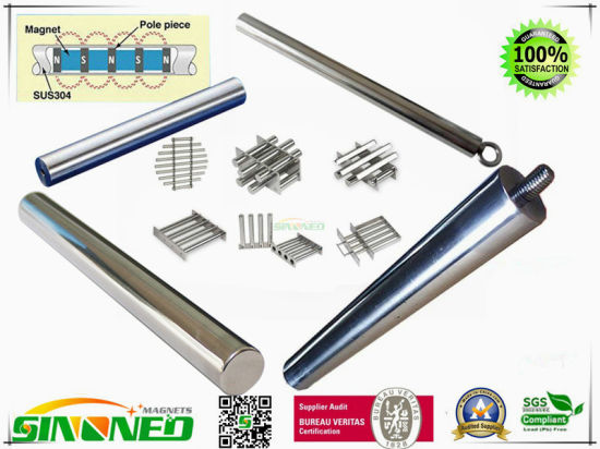 Magnetic Filter/Cartridge/ Rod/Tube Separator with Neodymium Magnets pictures & photos