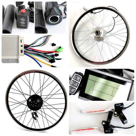 Agile Cheap 36V 350W Hub Motor Electric Bike Bicycle Conversion Kit