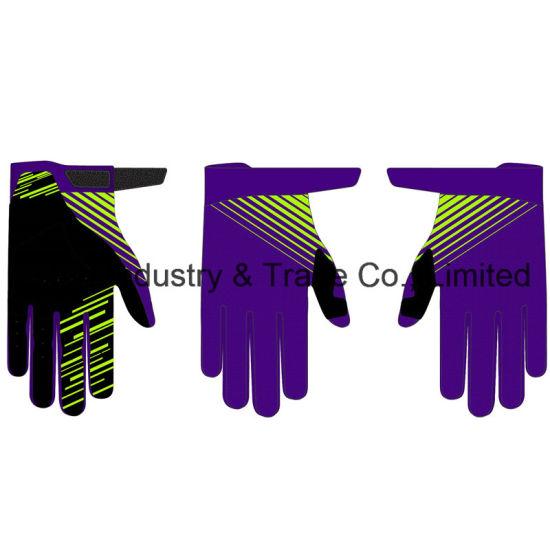 Custom Motocross Gloves OEM MTB Gloves Cycling Gloves