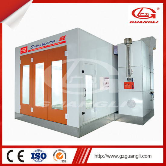 Automatic Used Cheap Car Spraying Paint Booth for Sale