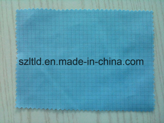 2828c6adcb China 85% Polyester 15% Cotton ESD Cotton Fabric - China ESD Fabric ...
