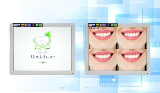 Dental Equipment Pip Oral Camera Intraoral Camera USB Intraoral Camera with Monitor Asin pictures & photos