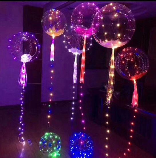 Transparent Balloon LED Light Balloons Wedding Birthday Xmas Party Lights Decor