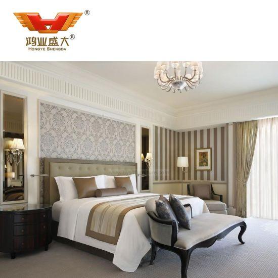 Modern Luxury Home Design Double Bed Bedroom Room Furniture