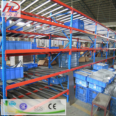 Storage Gravity Roller Pallet Flow Storage Racks pictures & photos