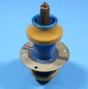 China Feed-Through Power RF-Capacitor (FT30088, 1000PF, 10KV, 60kVA) -  China Ceramic Capacitor, Superpower Ceramic Capacitor