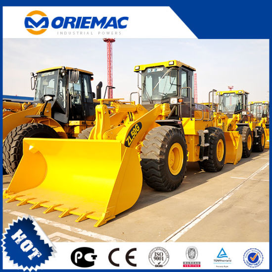 XCMG Brand Model Lw500kn Wheel Loader 5tons pictures & photos