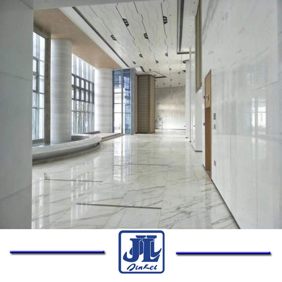 Natural Marble Calacatta White Composite Honey-Comb Tile/Slabs for Wall/ Floor pictures & photos