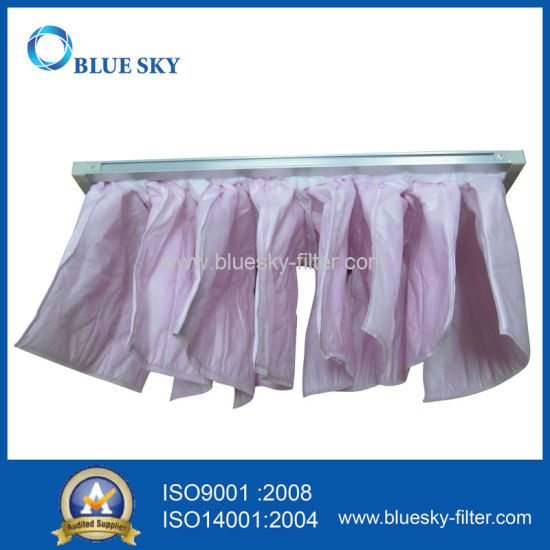 Nonwoven Dust Filter Bag with Efficiency F7 pictures & photos