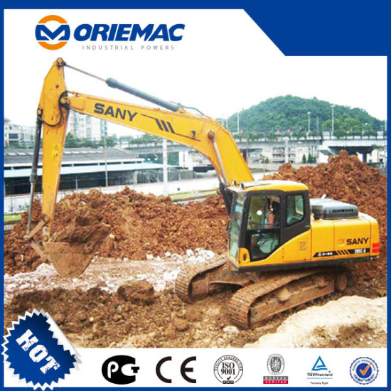 China Top Brand Sany Sy135 Excavator with Lower Price pictures & photos