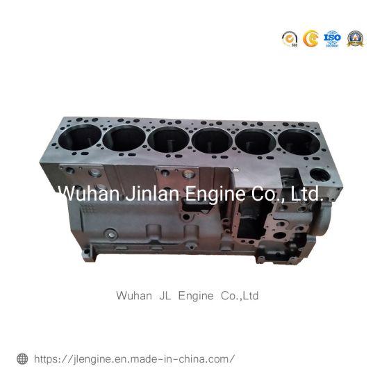 6lt Cylinder Block 4946152 5260558 8.9L Engine Dcec