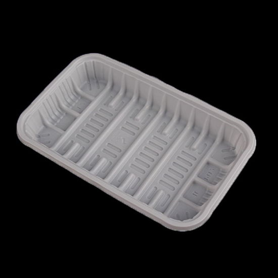 Hot Sealing Disposable Customize PP Plastic Frozen Food  Tray pictures & photos