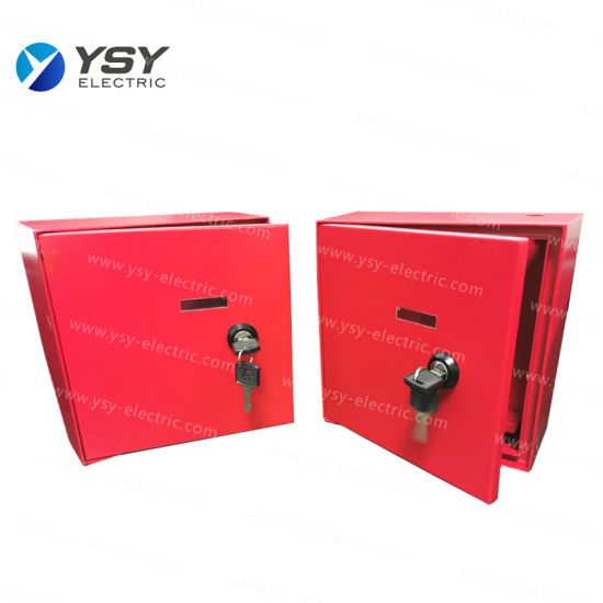 Customized Steel/ Sheet Metal Stamping Fire Safety Enclosure/Box